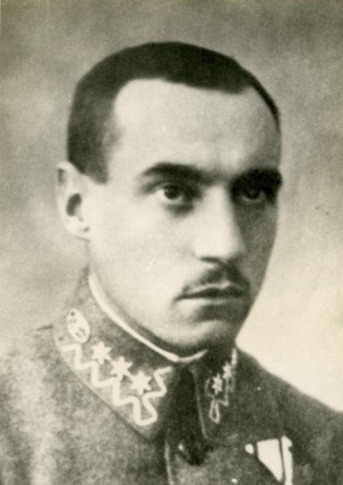 Stanisław Tyrowicz, brat Tadeusza - współautor pamiętnika, również związany z Legią z czasów Legionów
