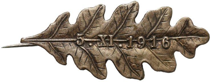 Odznaka upamiętniająca Akt 5 listopada
